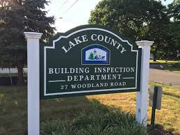 Lake County Building Inspection Department – Building/Plumbing Inspector – Full Time